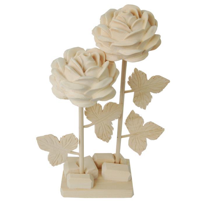 fiori vendita scultura in legno 1