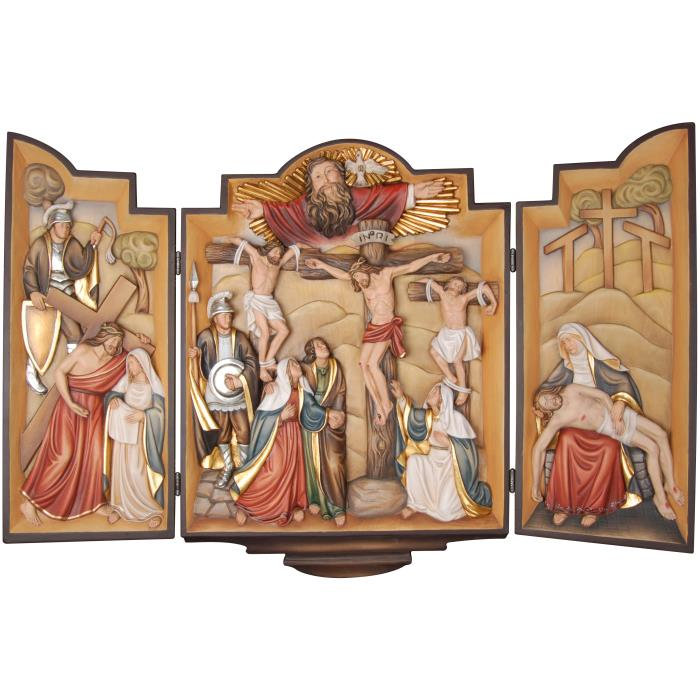 Triptych with the Passion of Jesus Christ