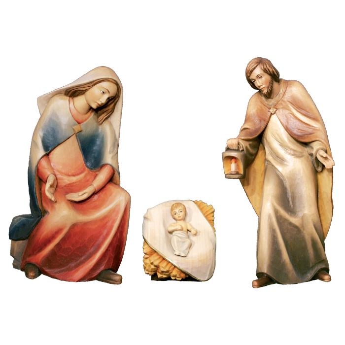 Holy family 4 pieces