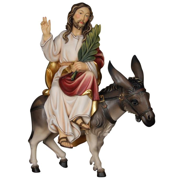 Jerusalem in jesus einzug Was ist