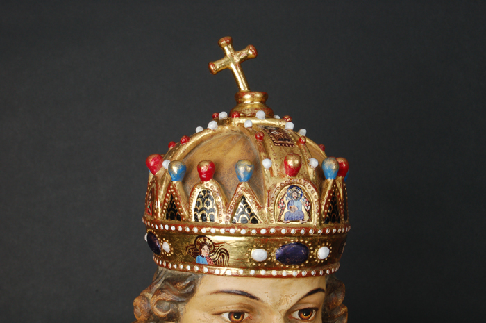 St. Stephen of Hungary crown