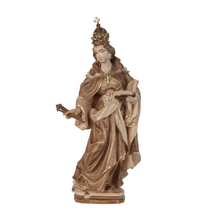 St. Helena With 3 Nails, Female Saints, Wood Carving, 40