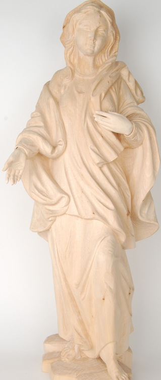 Mary Immaculate Front-view