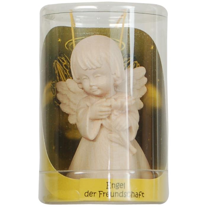 Perfume angel with marguerite