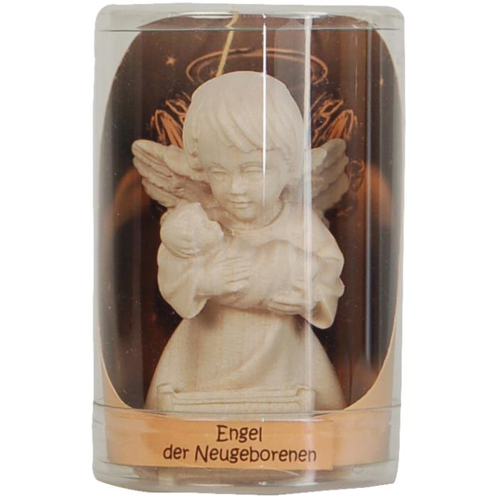 Perfume angel with baby