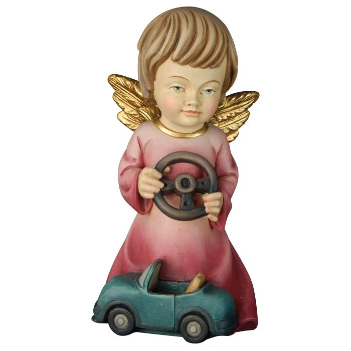 Perfume angel with car