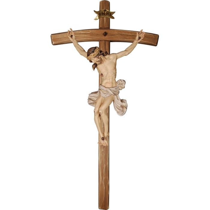 Corpus with cross