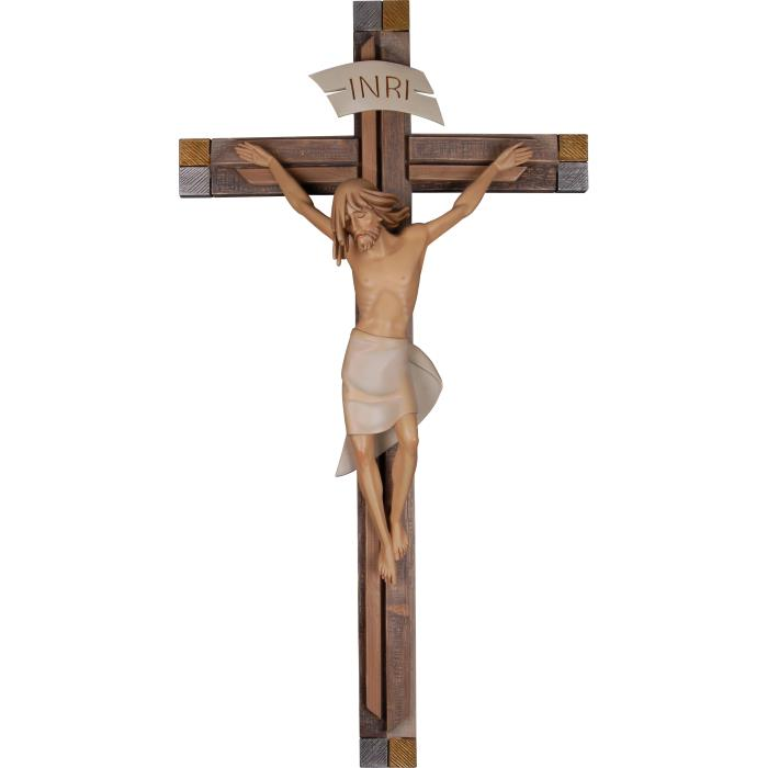 Contemplative corpus with cross