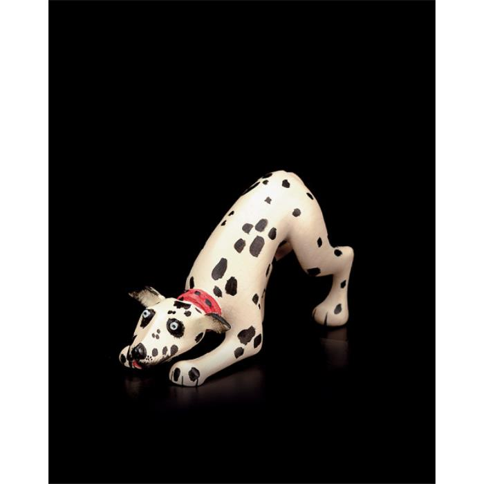 Dalmatian(without pedestal in plexiglas)