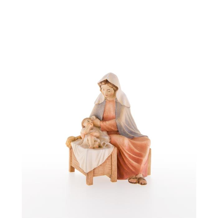 Maria with Infant Jesus