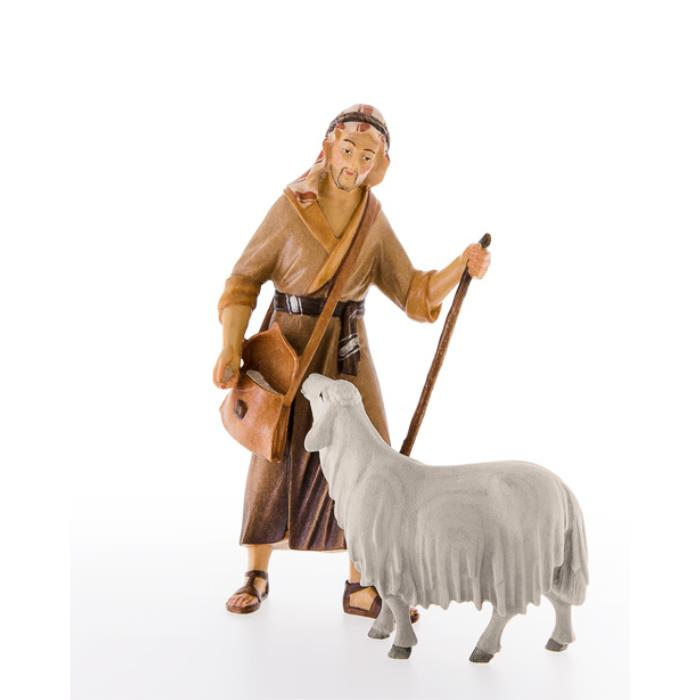 Shepherd with salt