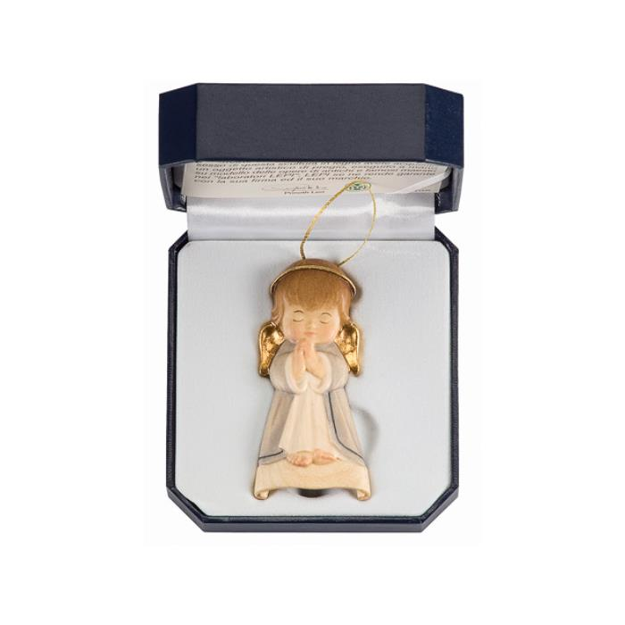 Wish angel with case (light blue)