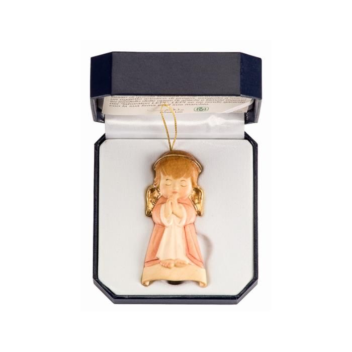 Wish angel with case (pink colour)