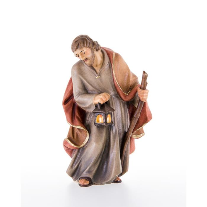 St. Joseph with stick and lantern
