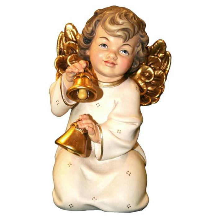 Angel Diana with bell