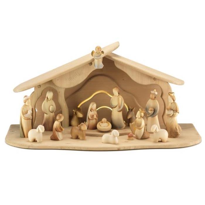 Complete Nativity set